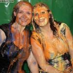 Gilly & Tori Slimed
