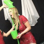 Maise Dee covers Shay Hendrix in Green Goo